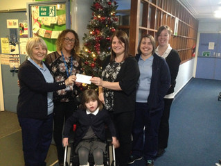 Friends of Forth Child Development Centre - £500 Xmas Giveaway