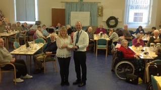 £500 Xmas Giveaway - Age Concern Cupar
