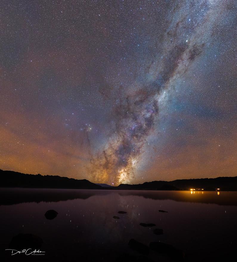 Lake Okareka Milkyway