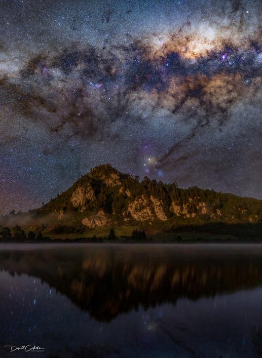Galatic Kiwi Lake Whakamaru
