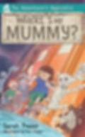 Where's my Mummy book