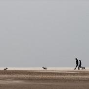 Wells-next-the-sea beach walk