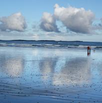 Seahouses to Bamburgh beach walk