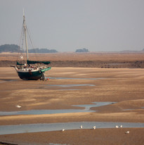Wells-next-the-sea boat