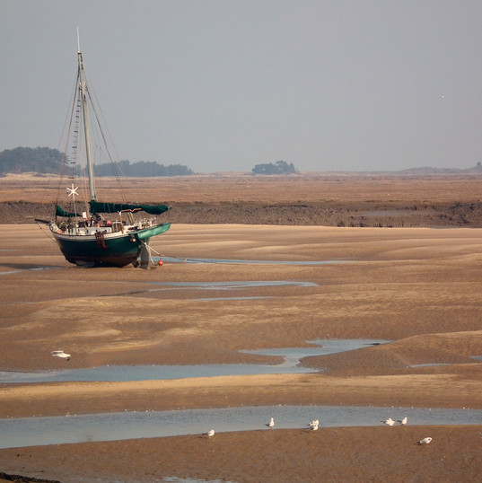Wells-next-the-sea boat