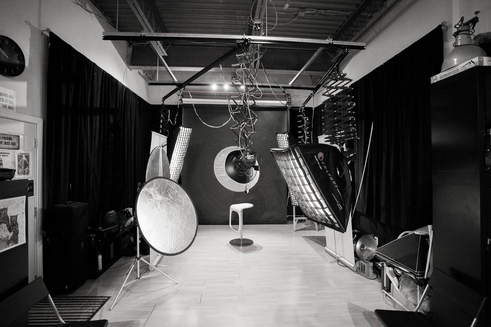 1 hour Studio w/ tech included