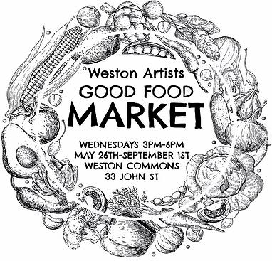 Weston Artists Good Food Logo.webp