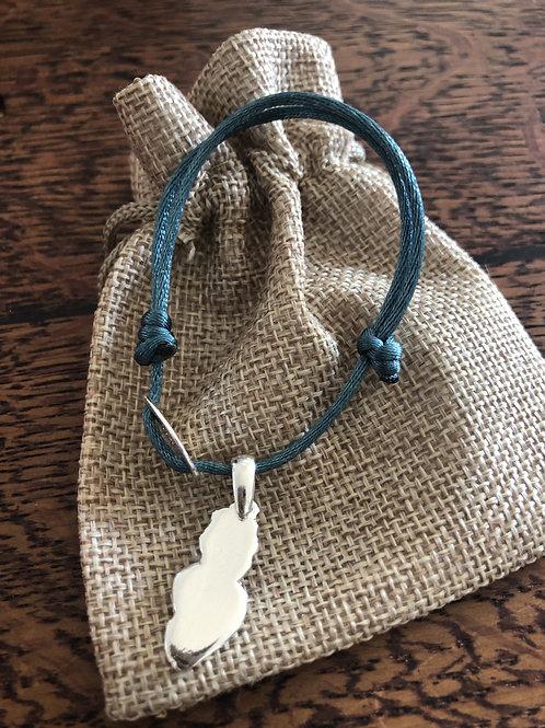 Bracelet Queen - Vierge - Argent