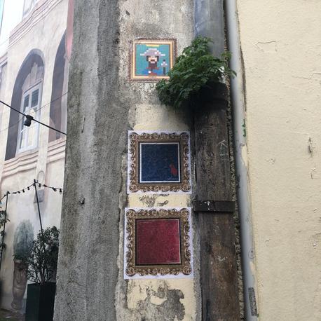 Street-art dans les rues de Montpellier