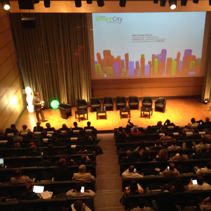 CONFERENCE SMART CITY  - MONTPELLIER