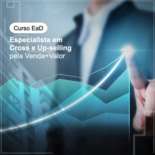 Banner Especialista em Cross e Up-sellin