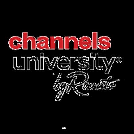 Logo Channels University by Roccato - Qu