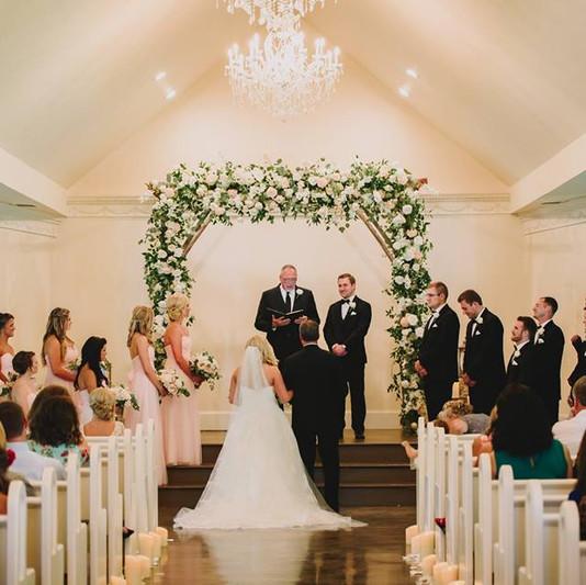 Haley & Matt Ceremony- Blackall Photogra