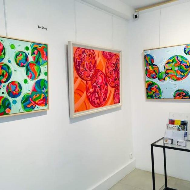 Exhibitions - Galerie de l'Angle