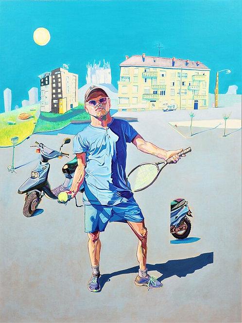 Le tennisman