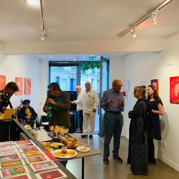 Collective Exhibition - La villa des Arts
