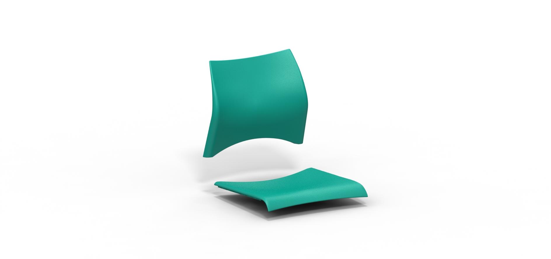 Componente plástico Comoditá