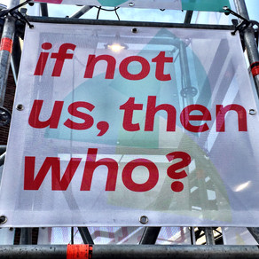 Ongemak en hoop tijdens de Dutch Design Week