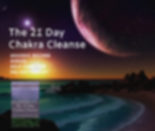 21 Day Chakra Cleanse YCR Updated Pictur