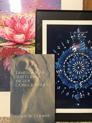 Dimensional Shifts Into Higher Conscious
