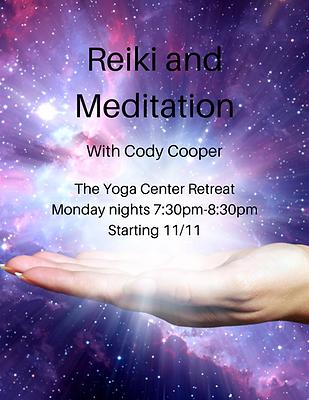 Reiki & Meditation Promotion Yoga Center