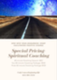 Spiritual Coaching Holiday package 11 12