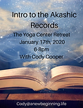 Intro to the Akashic Records Promotion P