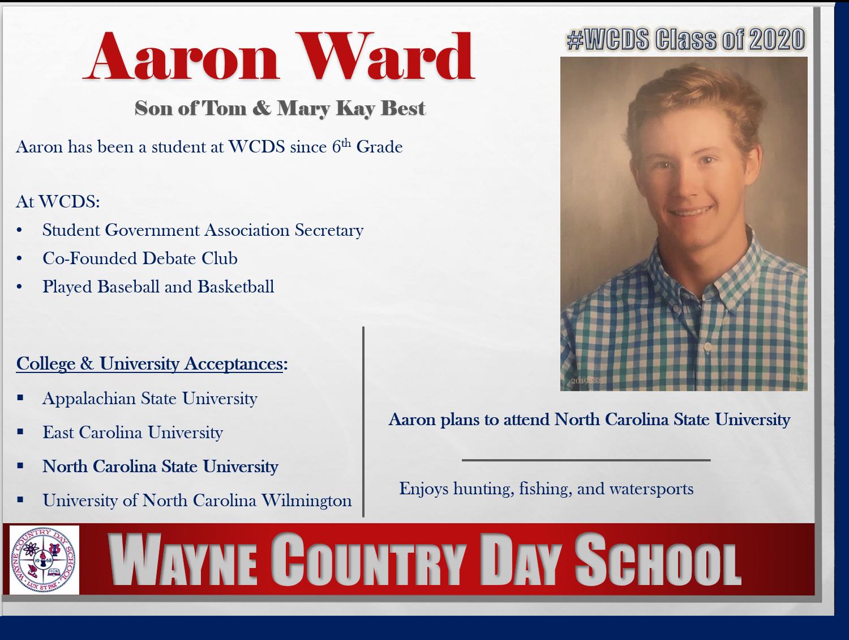 Aaron Ward Profile
