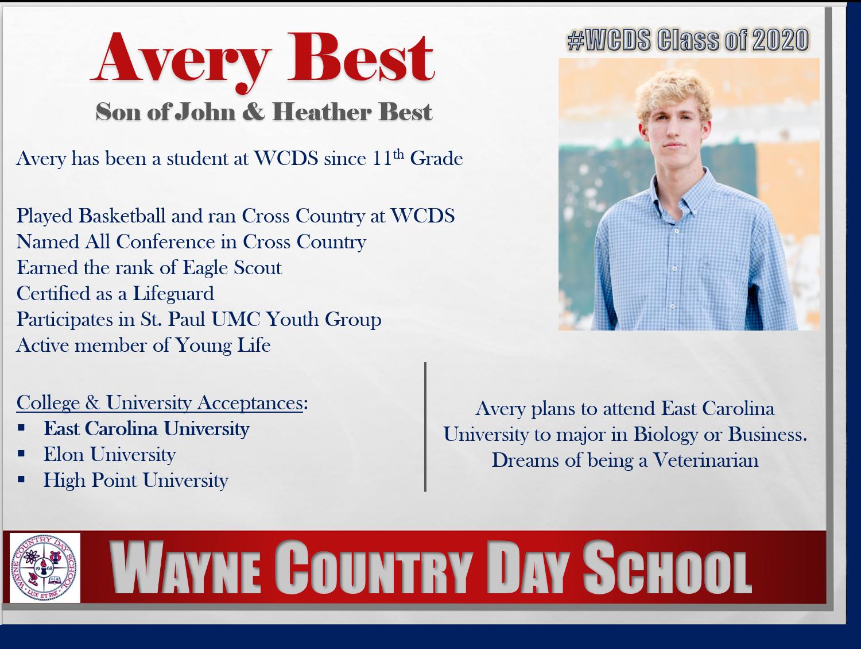 Avery Best Profile