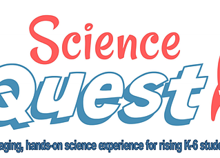Science Quest Summer Camp 2019