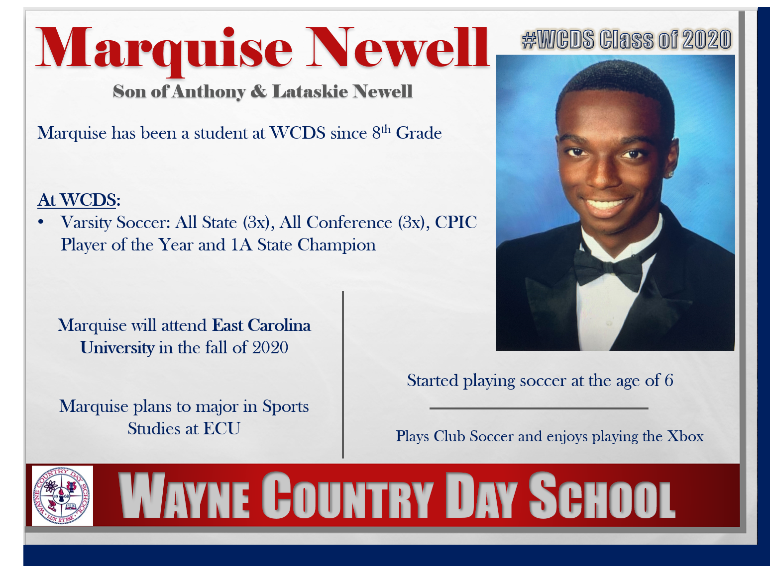 Marquise Newell Profile