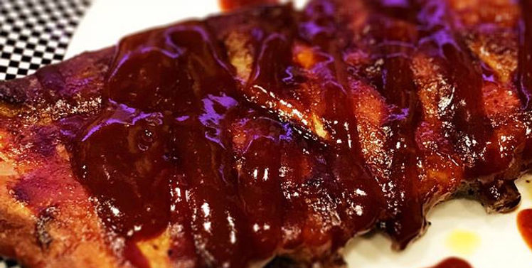 The Wolff´s Diner -  Spare Ribs