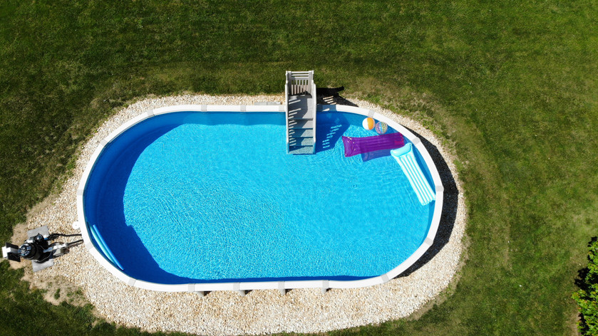 Select Size Above Ground Pools Availalble