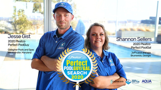 Jesse Gist: Winner of Pleatco Perfect Pool Guy 2020