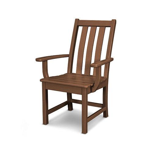 POLYWOOD® Vineyard Dining Arm Chair