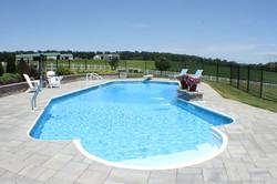 Gallagher Inground Pool