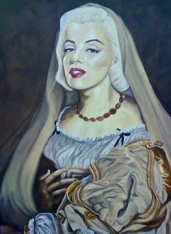 Raphael's Marilyn
