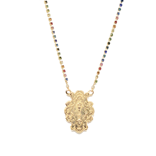 CAMELLIA collier Saint Graal
