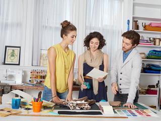 5 ismertetőjel, amivel egy jó arculattervezőnek rendelkeznie kell:
