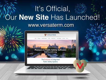 We launched our new website!