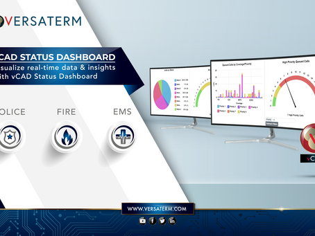Focus on Performance with vCAD Status Dashboard.