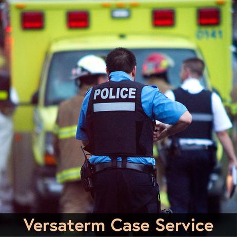 Versaterm Case Service