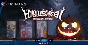 Versaterm's 2020 Halloween Costume Contest Winners!