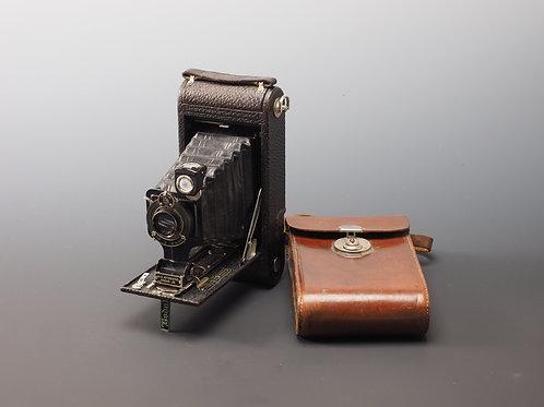 Appareil photo Kodak à soufflet