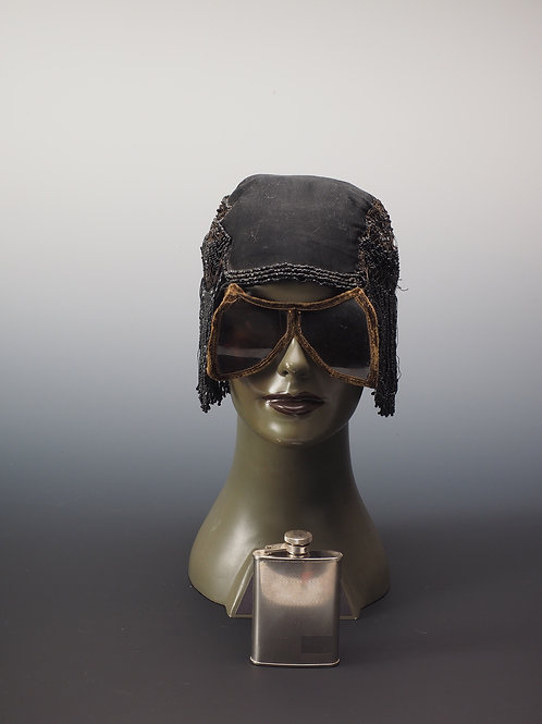 Chapeau à perles