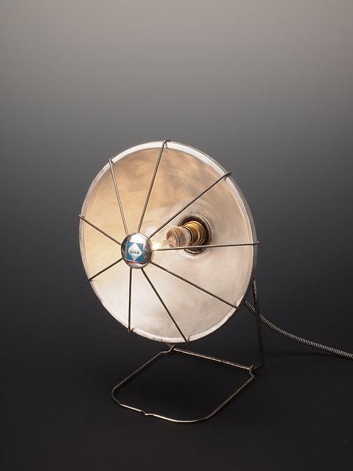 Lampe déco en aluminium