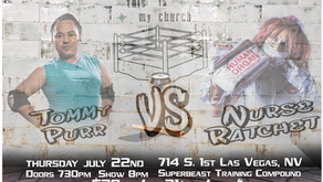 Our FIRST CONGREGATION 7/22 Thursday in Vegas!