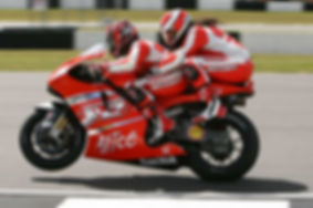 Ross-Noble-on-Ducati-two-seater-Randy-Ma