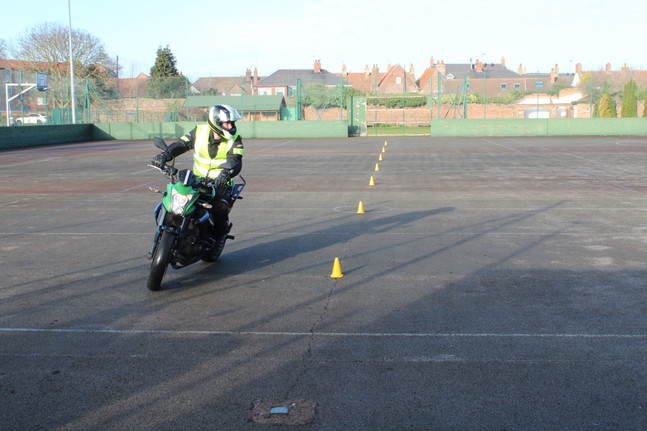 DAS Motorcycle Training Beverley