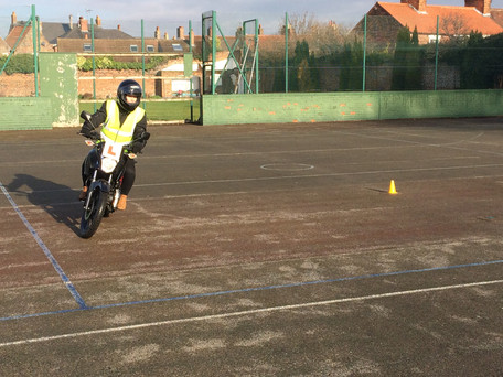 CBT Motorcycle training Beverley and Hull